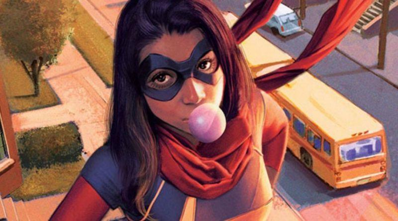 Série da Ms Marvel anunciada na D23: conheça apersonagem