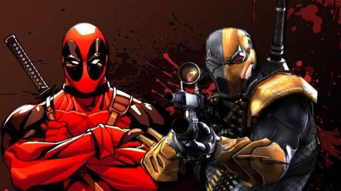 Curiosidade: 8 personagens com o mesmo sobrenome na Marvel e DC. Deadpool e Exterminador