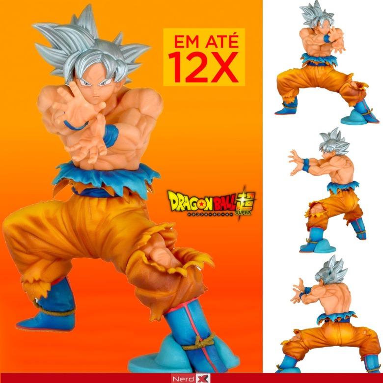 Action Figure Goku - Dragon Ball Super em até 12x e Frete Grátis
