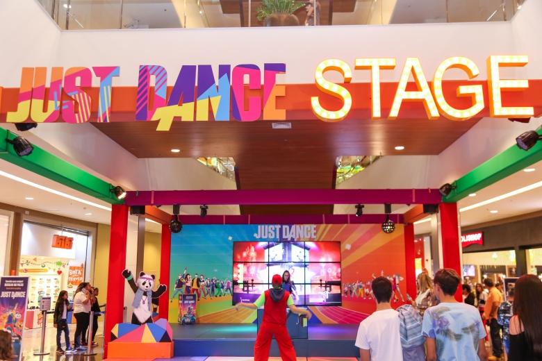 Just Dance chega ao Shopping Tijuca (RJ)