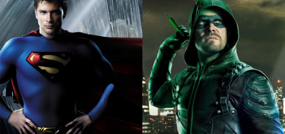 Arrow | Tom Welling confirma presença na temporada final