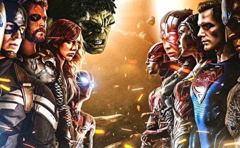 Marvel VS. DC   Ed Boon de Mortal Kombat gostaria de criar ojogo