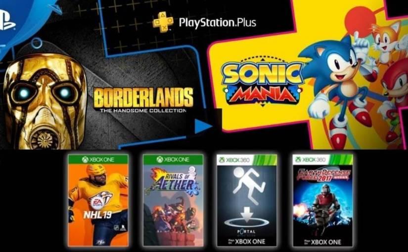 Games gratuitos de junho para Xbox ePS4