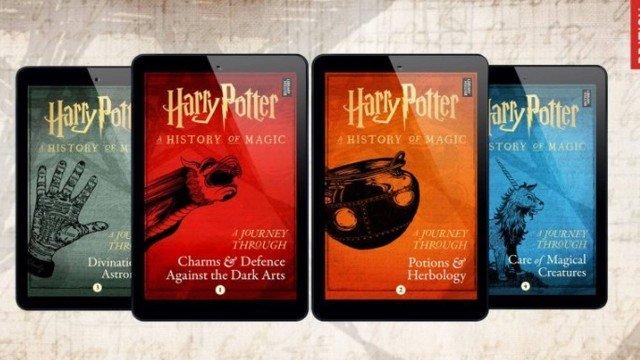 Harry Potter   JK Rowling vai lançar quatro novos livros dasaga