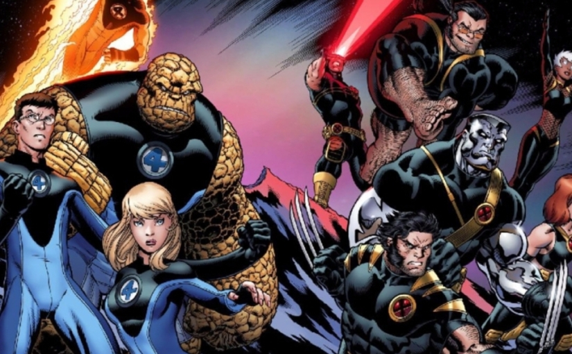Roteiristas afirmam que Quarteto Fantástico e X-Men farão as próximas fases da Marvel serem algo nuncavisto