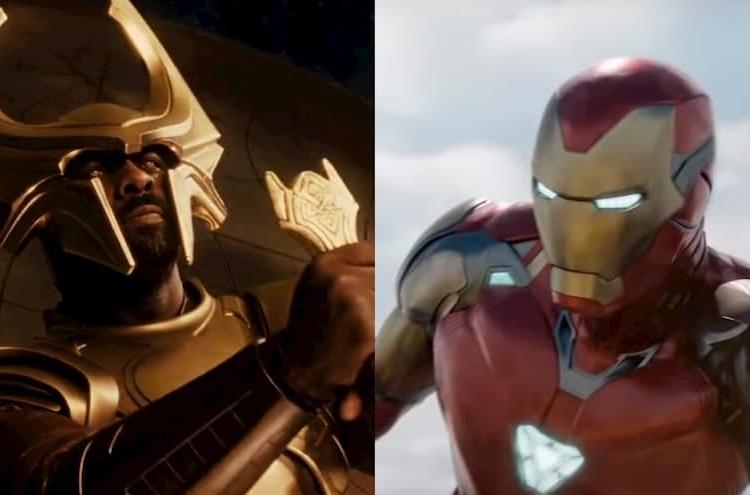 Vingadores Ultimato: roteiro tinha luta Homem de Ferro vsHeimdall