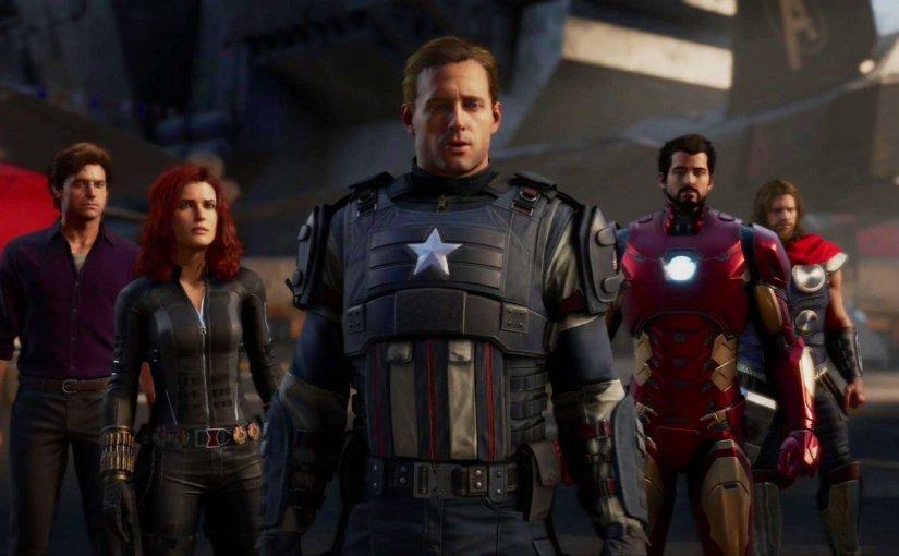 Marvel's Avengers | Jogo dos Vingadores ganhatrailer