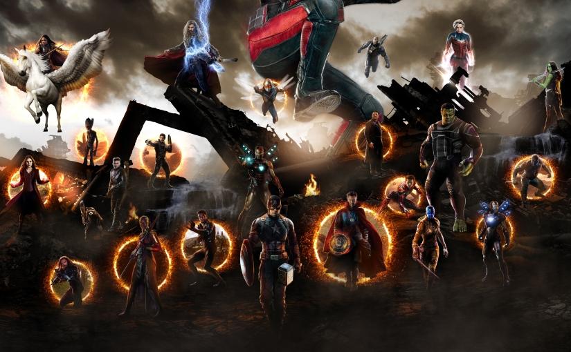 Vingadores Ultimato | baixe gratuitamente o papel de parede da batalhafinal