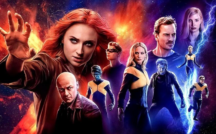 X-Men: Fênix Negra   Cinemas param de exibir filme apósfracasso