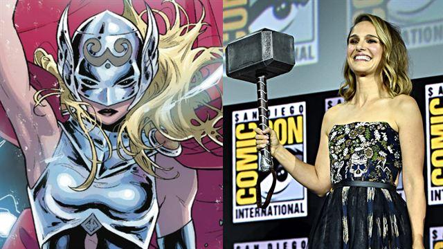 Poderosa Thor | Conheça a personagem de NataliePortman