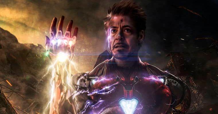 Vingadores: Ultimato | Heróis se ajoelham diante de Tony Stark em cenadeletada