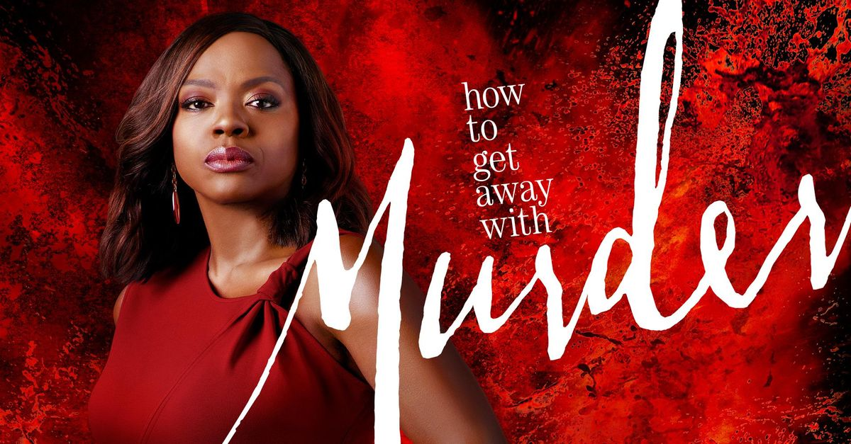 Viola Davis em How to Get Away With Murder