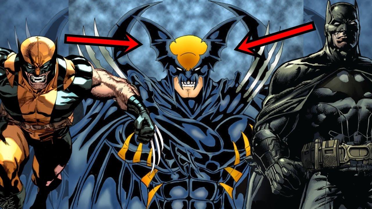 Garras das Trevas, uma fusão de Wolverine e Batman