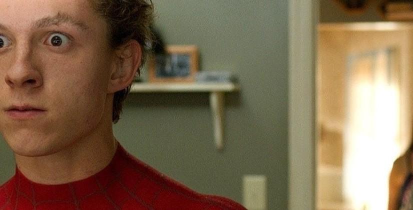Homem-Aranha | cena deletada era igual à sequência emShazam!