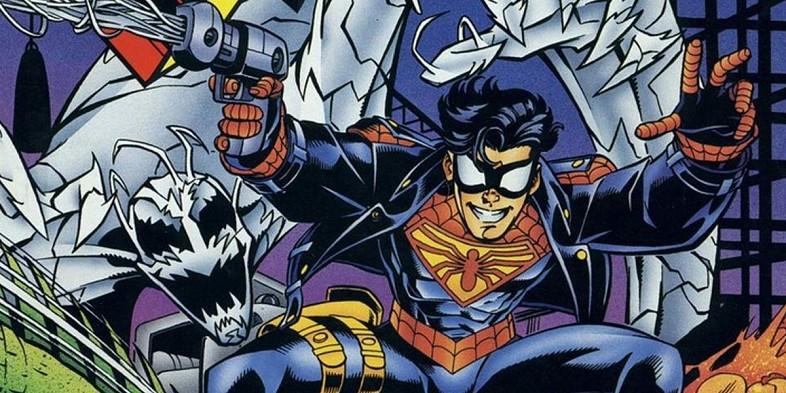 Spider-Boy: Homem-Aranha + Superboy