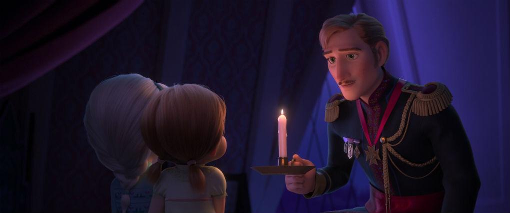 Frozen 2 | trailer mostra Elsa e Anna em floresta encantada-Origem de Arendelle