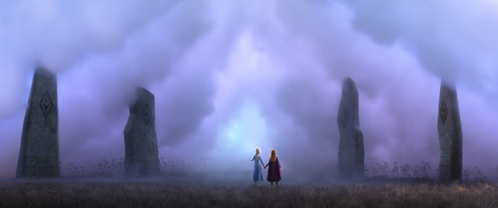 Frozen 2 | trailer mostra Elsa e Anna em floresta encantada-O Outono está chegando