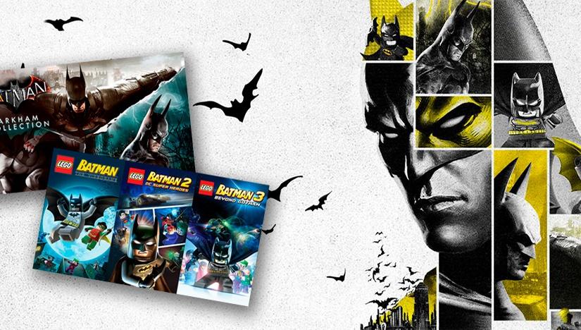 Batman | 6 jogos estão de graça; veja comobaixar