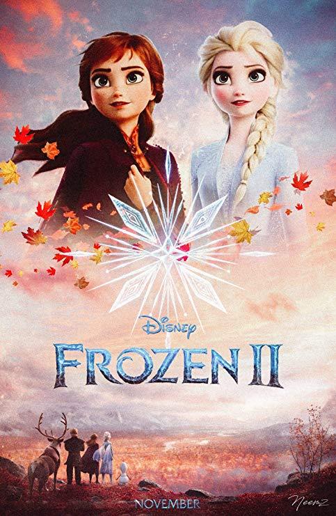 Frozen 2 | trailer mostra Elsa e Anna em floresta encantada-Poster