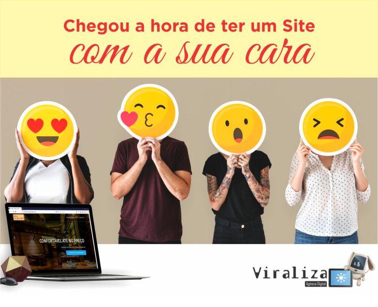Criação de Sites da Viraliza