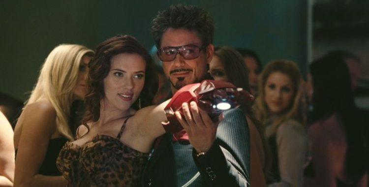 Robert Downey Jr. confirmado no filme da Viúva Negra