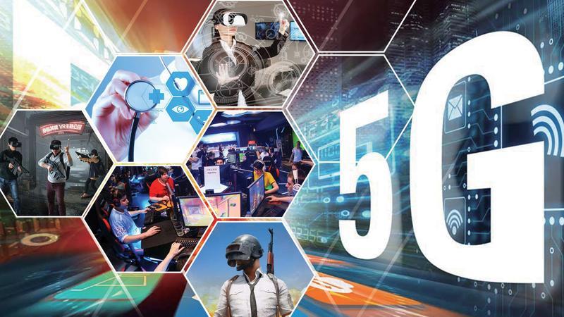 O que a tecnologia 5G significa para o mundo dosgames?