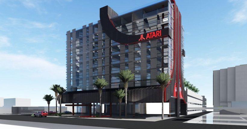 Atari vai construir hotéis temáticos dejogos