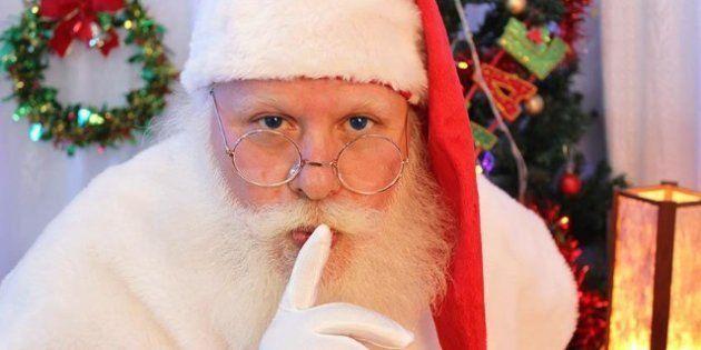 Curiosidade   sabia que a roupa do Papai Noel nem sempre foivermelha?